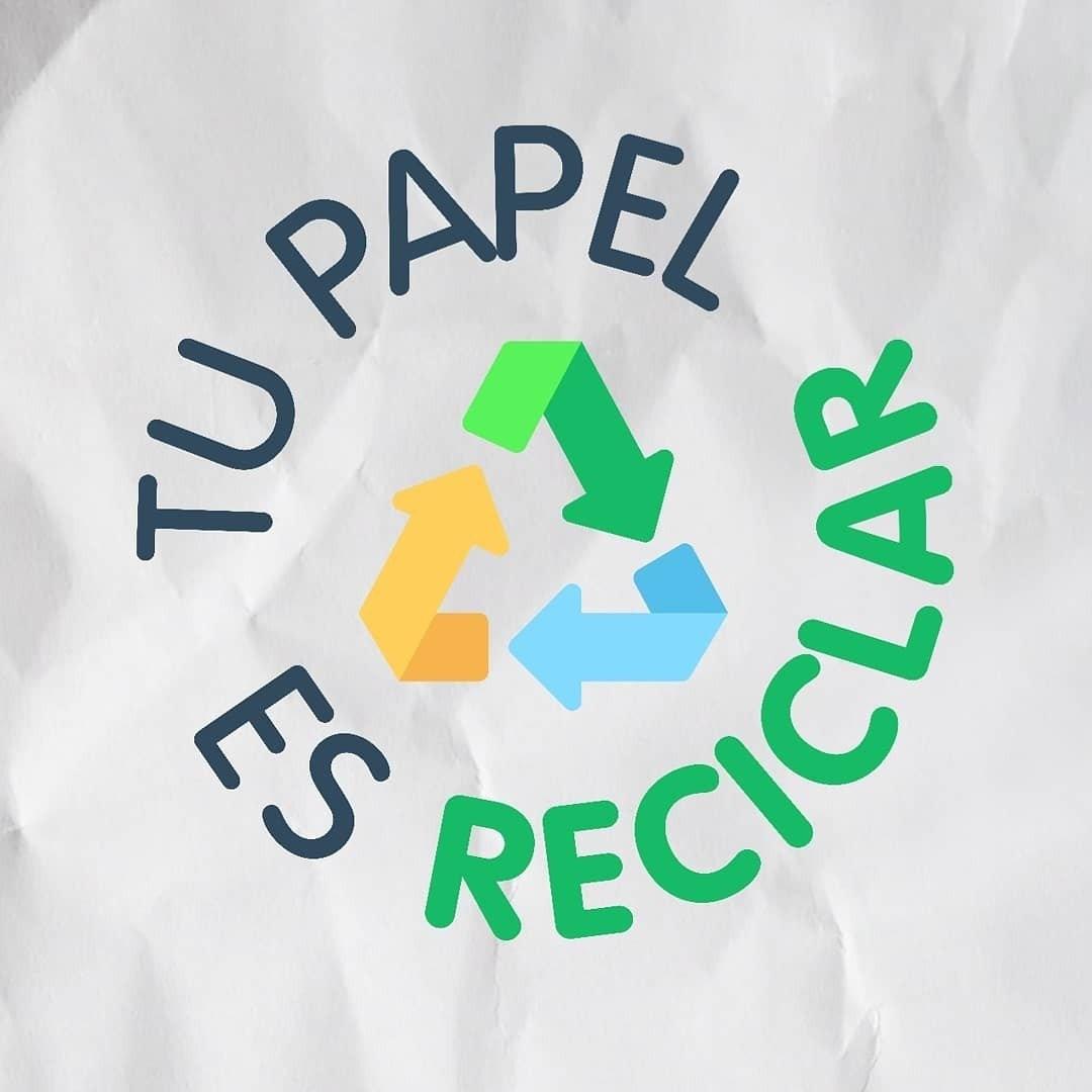 Tu Papel Es Reciclar